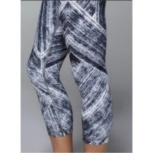Lululemon Wunder Under Crop II-Heat Wave, 6